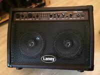 Laney LA35C Acoustic amplifier £85ono