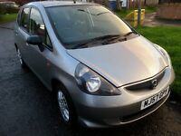 ★ ONLY 53,000 MLS ★ 12 MONTHS MOT ★ OCT 2007 HONDA JAZZ 1.2 S 5dr ★ FULL SERV HIST ★ 2 OWNERS