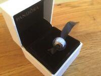 Selection of Pandora silver charms