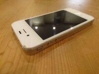 IPhone 4 - white