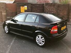 VAUXHALL ASTRA 1.6 16V SXI FULL MOT AND HISTORY 1 OWNER