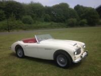RARE LONGBRIDGE 1957 AUSTIN HEALEY 100/6