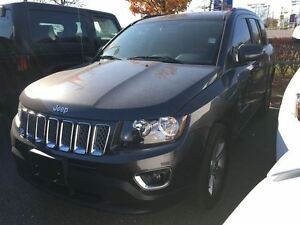 2016 Jeep Compass Sport/North 4X4 LEATHER HEATED SEATSBACKUP CAM