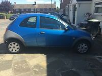 Blue Ford KA For Sell