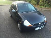 Ford KA 57 Plate-Low Milage