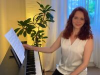 Piano Lessons for Children and Adults!