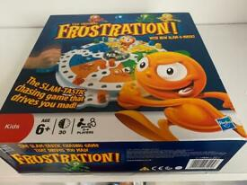 Frustration game as new