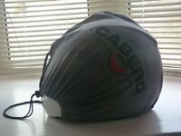 CABERG Helmet hardly worn in great condition inside and out! Price reduced