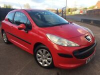 Peugeot, 207, Hatchback, 2006, Manual, 1398 (cc), 3 doors