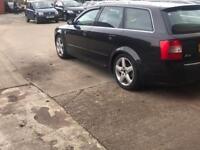 Audi A4 SWAP 4x4 OR CASH golf bmw Mercedes discovery