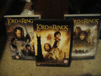 lord of the ring collection dvd