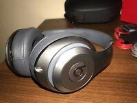 Beats by Dr. Dre Studio 2.0 Wireless Headband Wireless Headphones - Titanium