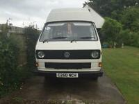 T25 1985 Volkswagen camper water cooled 1.9 4 berth