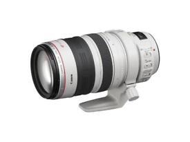 canon ef 28-300mm l lens