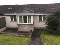 2 bed house to let in Irvinestown.