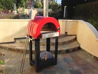 Outdoor Pizza Oven MOBILE
