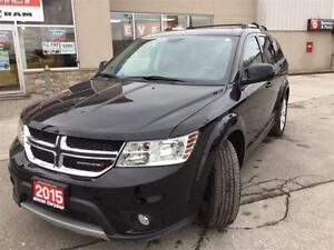 2015 Dodge Journey SXT|7PASSENGER|8.4