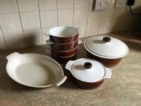 Poole Pottery Chestnut in as new condition