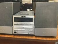 Sony stereo sound system in very good condition only £25