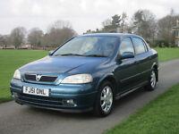Vauxhall Astra 1.6 i 16v CD 4dr