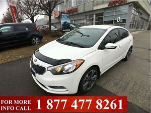 2014 Kia Forte 2.0L EX, rearview Camera