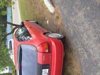1997 Honda Civic Hatchback.