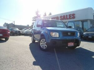 2006 Honda Element 4dr 4WD Auto SUNROOF ONE OWNER NO ACCIDENT PW