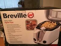 Brand New Breville Easy Clean Digital Fryer