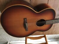 1981 Chris Cross Jumbo acoustic rare guitar