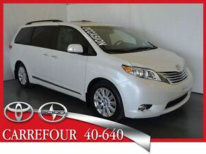 2013 Toyota Sienna XLE Limited Cuir+Navigation+Toit Pano+Camera