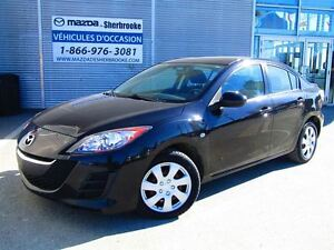2010 Mazda MAZDA3 GX AUTOMATIQUE CLIMATISEUR PNEUS D'HIVER