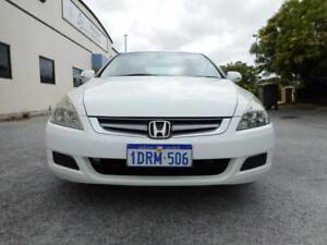 2005 HONDA ACCORD V6 40 4D SEDAN 3.0L V6 5 SP AUTOMATIC