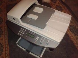 Spares or repair HP Laserjet M1522 MFP multifunction printer