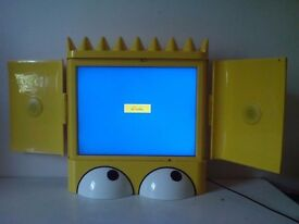COLLECTIBLE LIMITED EDITION BART SIMSON LCD TELEVISION