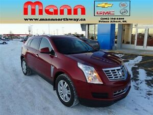 2014 Cadillac SRX Luxury - Safety package, Remote start, Heated