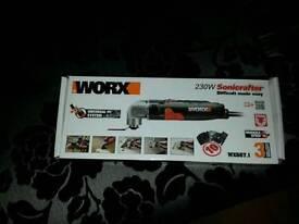 Worx multi tool