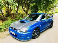 2003 Subaru Impreza WRX STI 330BHP 2.0 Turbo 4WD,Subaru,WRX STI,STI,WRX,P1,Type RA,Prodrive