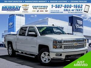 2015 Chevrolet Silverado 1500 **Remote Start!  HD Trailering Pac