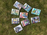 Selection of Wii games - 9 in total (£5 each)