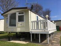 Static Caravan situated South Cliff Caravan Site, Bridlington