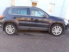 Volkswagen tiguan ONLY 33000 MILES!! LOOK! Not rav4 crv