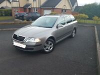 Clean tidy Octavia for sale