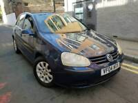Volkswagen Golf 1.6 FSI SE 5dr 2 KEYS NW SHAPE 6 SPEED CALL 07479320160