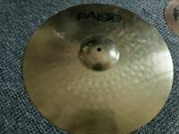 """**** Reduced! **** Paiste 101 20"""" Ride Cymbal"""