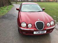 Jaguar S 3lt type 1999 full service history mot 7/12/18 £495