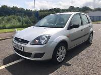 Ford Fiesta style 1.4 petrol 2007 plate £600 no offers