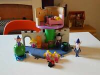 Ben and Holly's castle