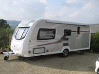 SWIFT CONQUEROR 530 CARAVAN 2011