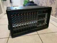 Behringer PMP2000 Powered mixer - Band DJ Disco PA