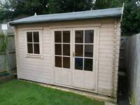Log cabin / Summerhouse / Studio / Garden Shed
